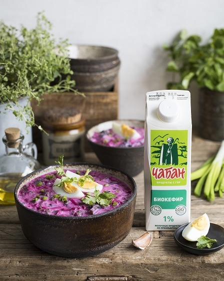Chaban selects Elopak's cartons for new probiotic range