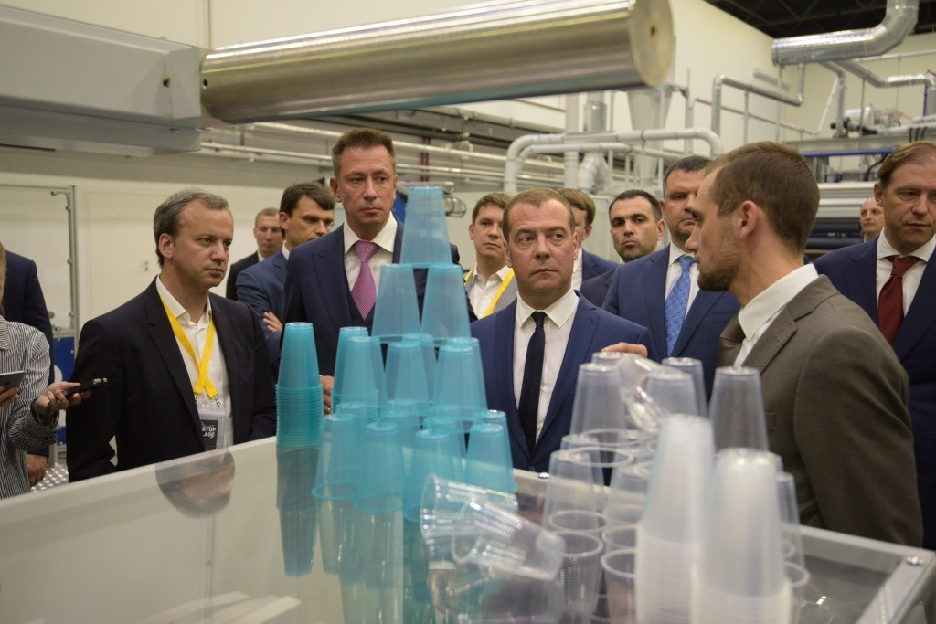 SIBUR and Skolkovo Foundation launch R&D centre for development and testing of polymer products