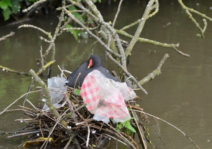 More than a thousand plastic items entering sea every day, says study