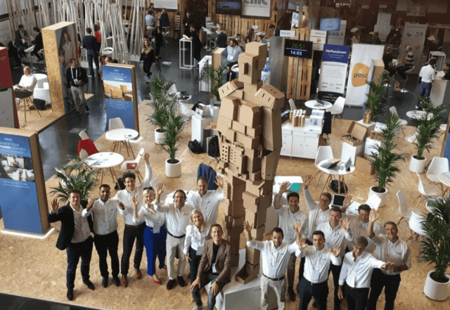 Smurfit Kappa recognised as most respected brand and sustainability leader at Deliver 2019