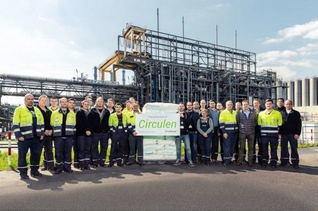 LyondellBasell, Neste start commercial-scale production of bio-based plastic