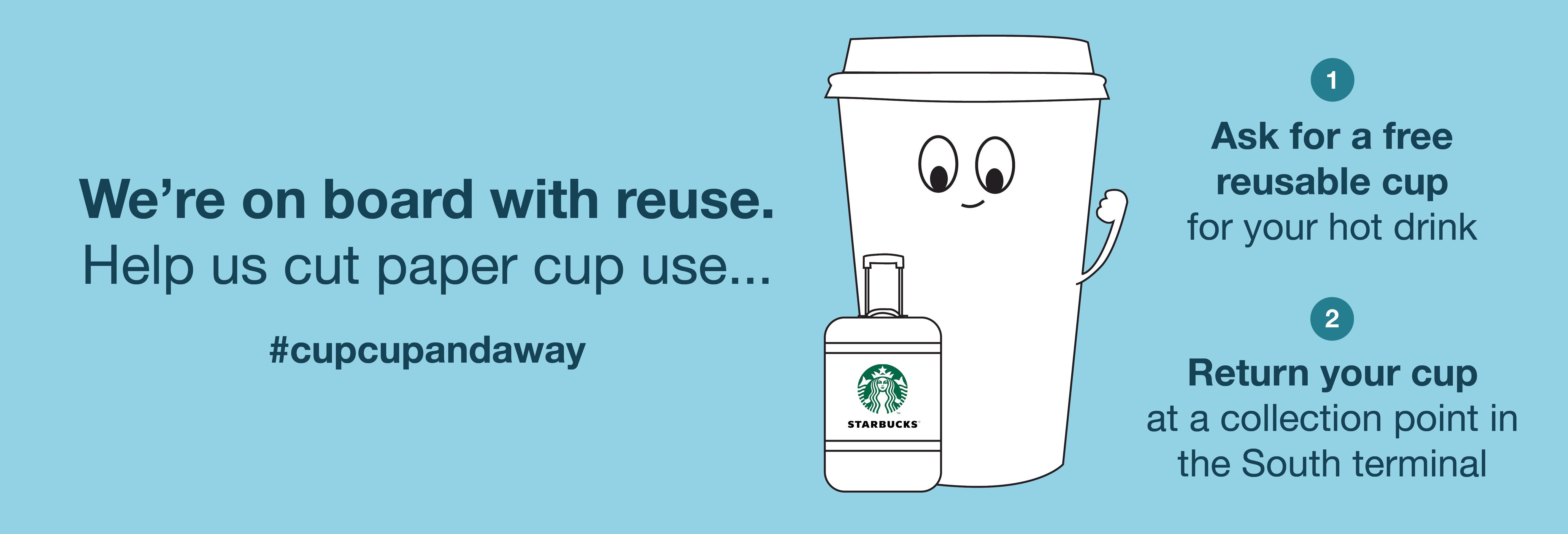 reusable coffee cup starbucks