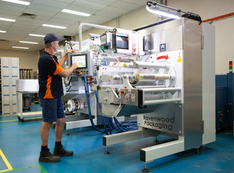 Hally Labels to drive linerless in Australian protein market