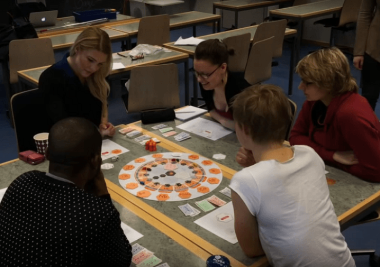 In the Loop Games: How board games are being used to teach people about the circular economy