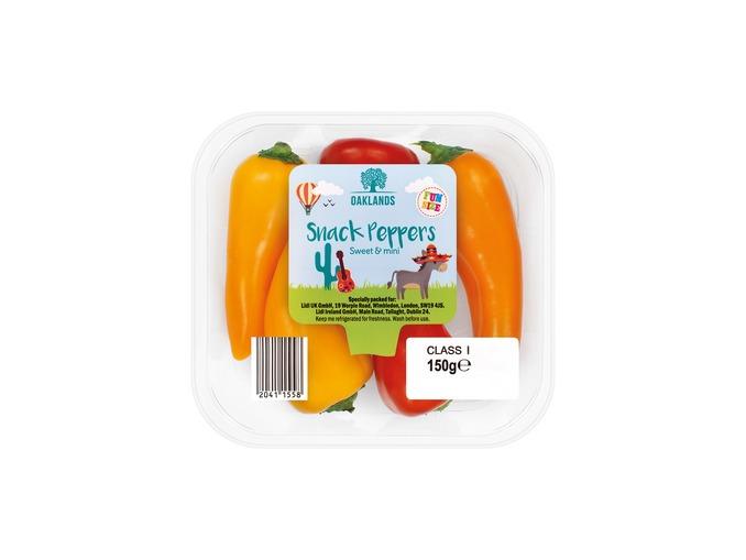 junk food packaging
