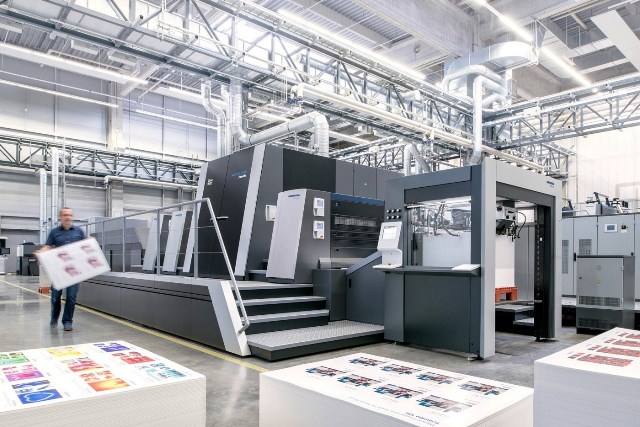 Kyoshin Paper and Package invests in Heidelberg Primefire 106 digital press