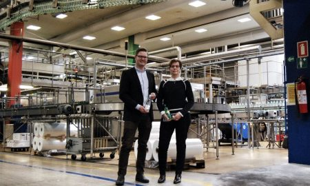 Royal Unibrew, Petainer develop 50% recycled plastic bottle for soft drinks brand