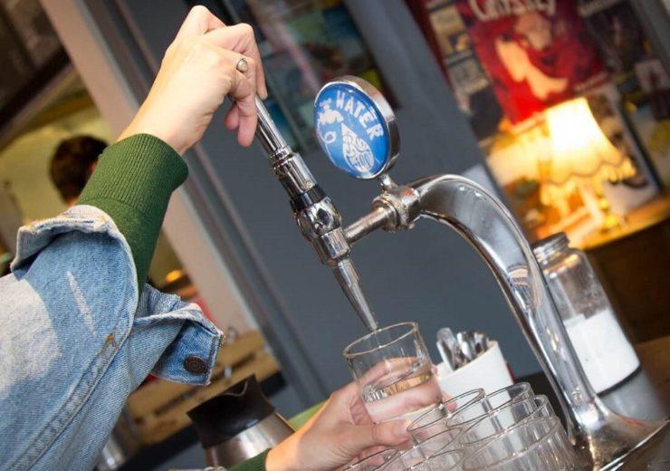 Refill UK bar tap (Credit Refill)
