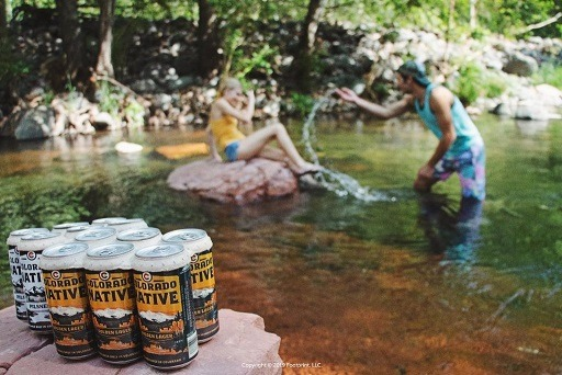 Footprint develops compostable fibre-based six-pack ring for beverage cans
