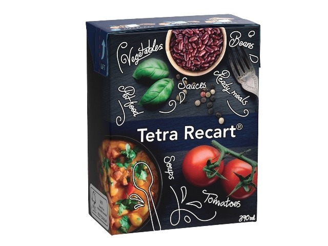 HelloFresh selects Tetra Pak's carton packaging for food products in Europe