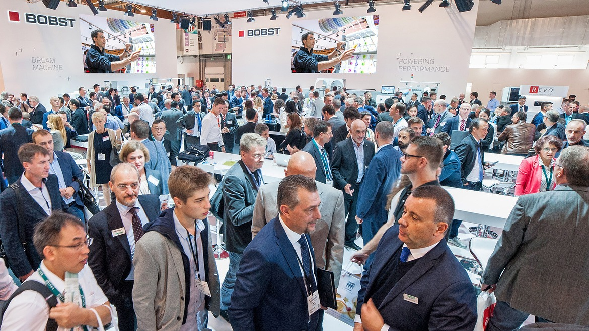 BOBST and Mouvent to unveil complete product portfolio at Labelexpo 2019