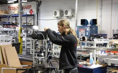 Hudson-Sharp to integrate into Paper Converting Machine