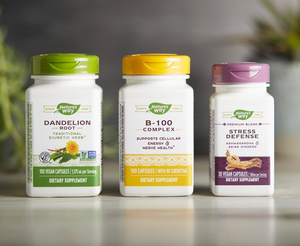 Nature's Way unveils new sustainable packaging for herbal line