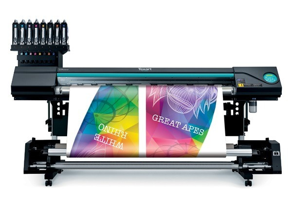 Roland DGA launches new Texart RT-640M multi-function dye sublimation printer