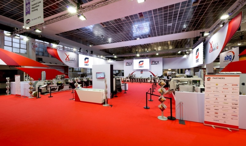 OMET to present new printing line at Labelexpo Europe 2019
