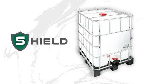 Greif offers GCUBE Shield barrier technology in North Ameria