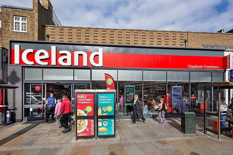 Frozen food retailer Iceland trials plastic bag-free store in UK