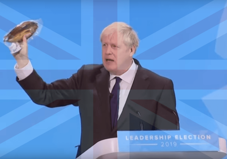 Industry leaders and charities react to new UK Prime Minister Boris Johnson