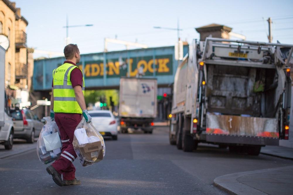 London recycling
