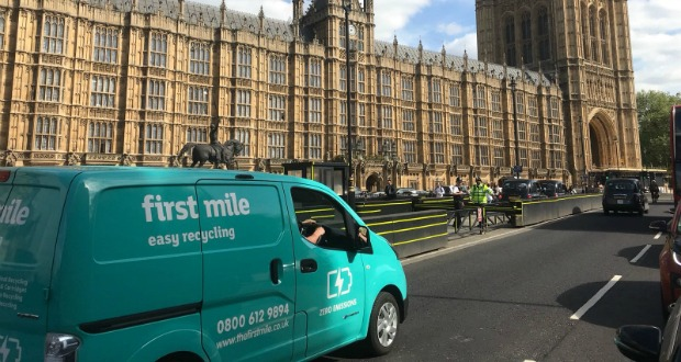 First Mile partners with Huhtamaki to accelerate coffee cup recycling in UK