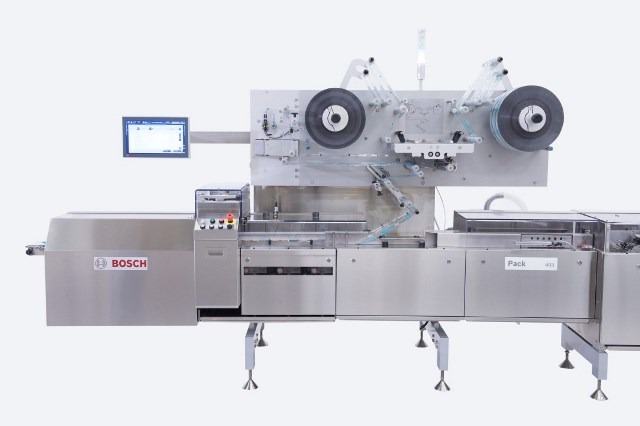 Bosch to unveil new packaging systems for bars, biscuits and bakery products