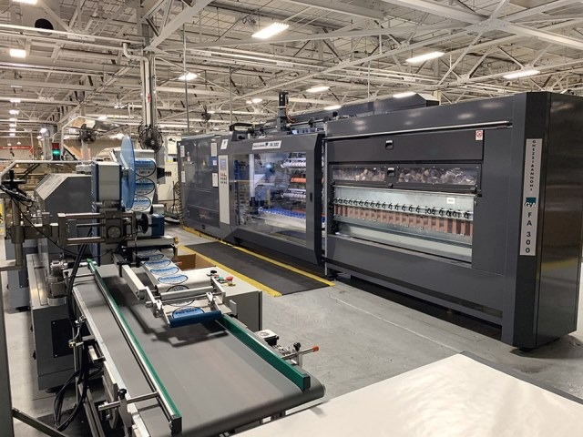 Pro Tapes invests in fully integrated slitting and packaging system