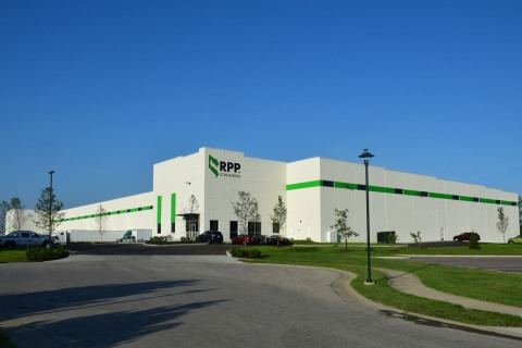 RPP Containers expands and moves to new facility