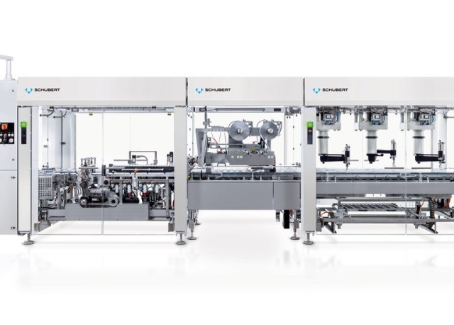 Schubert North America to launch new lightline Flowpacker