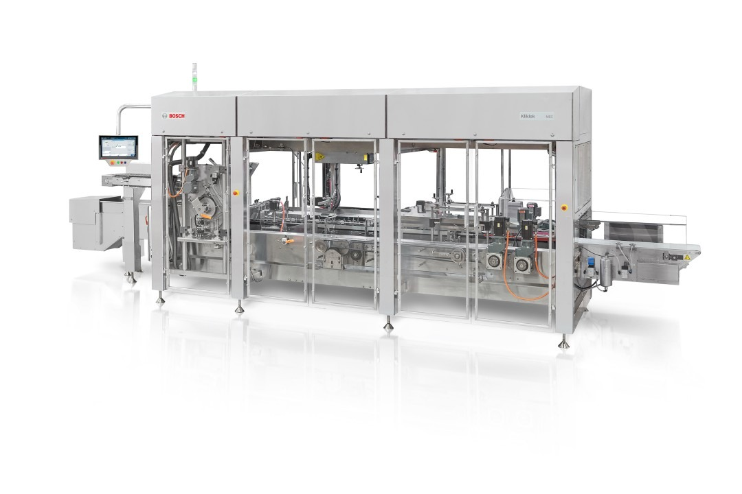 Bosch Packaging to demonstrate out-of-the-box-solutions at FachPack 2019