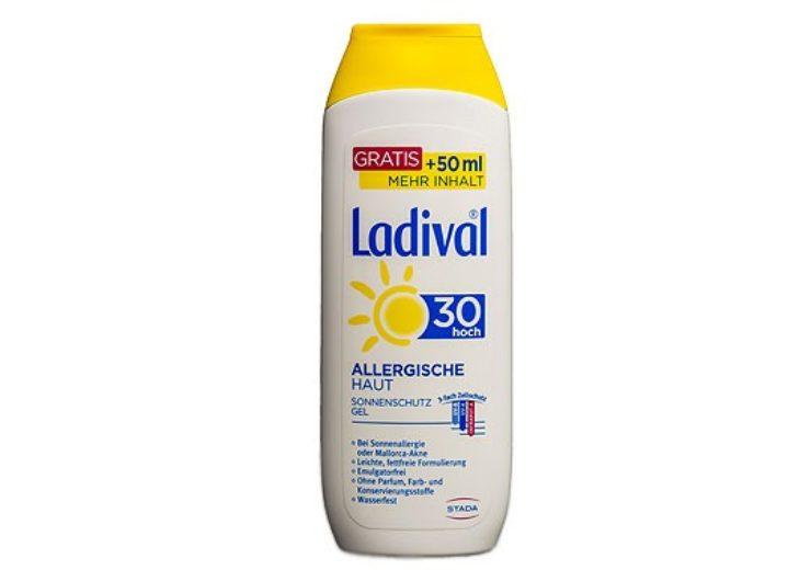 Stada Arzneimittel selects M&H's 250ml bottle for Ladival Sun Lotion