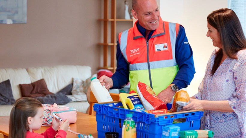 Tesco set to scrap plastic carrier bags from online deliveries in UK