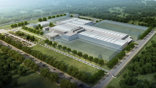SIG to build new £163m production plant in China