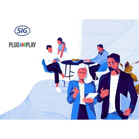 Plug and Play collaborates with SIG