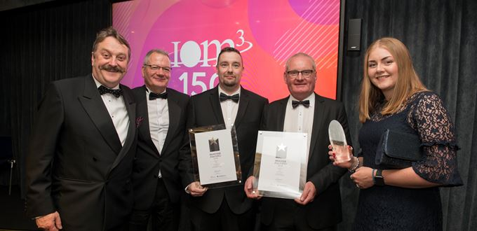 Cepac wins gold and silver for innovation at prestigious Starpack awards