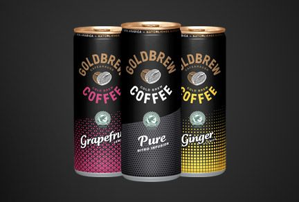 Germany's Cafeahaus launches cold brew coffee range in Ardagh cans