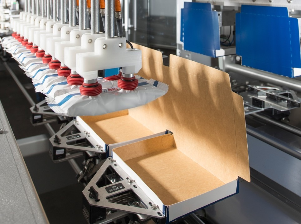 Bosch agrees to sell packaging machinery business to CVC