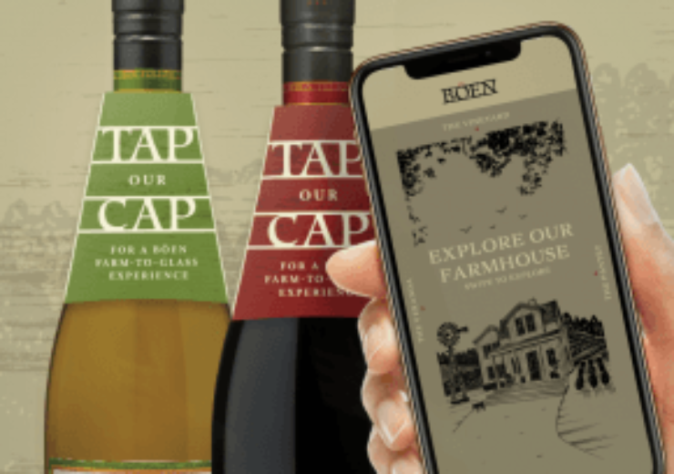 Böen partners with GualaClosures to introduce NFC-enabled wine bottles