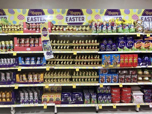 Australian supermarket