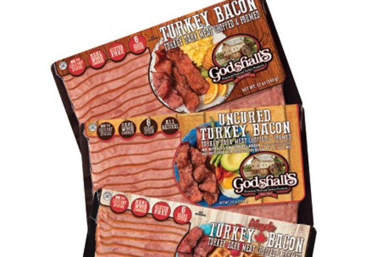 Revolutionary new packaging for Bacon
