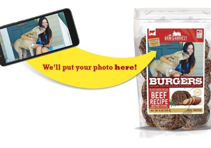 Superior Farms Pet Provisions launches personalised photo bags for Bark & Harvest burger treats