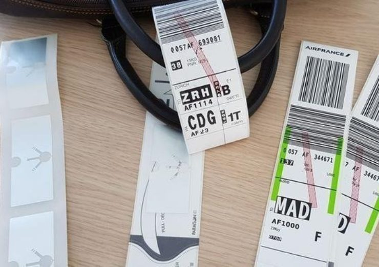 Paragon ID wins contract from Air France to supply RFID bag tags