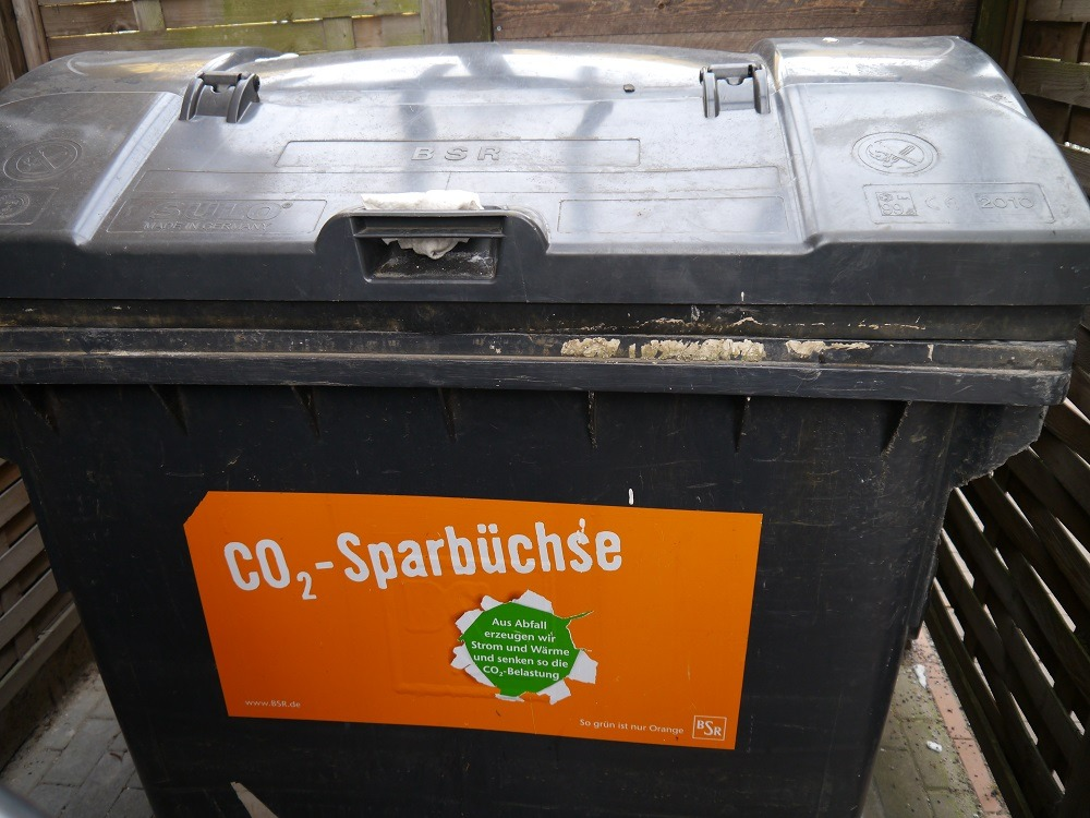 Germany was the first country to introduce a producer-responsibility system in the 1990s (Credit: Wikimedia)