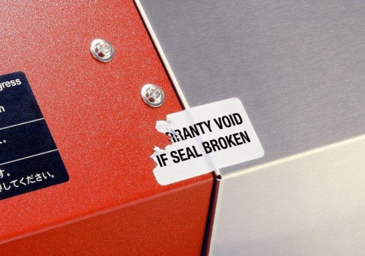 Mactac introduces new tamper-evident security labelstocks