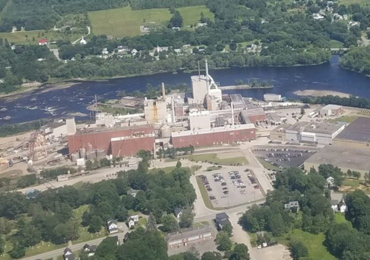 ND Paper celebrates reopening of Old Town, Maine pulp mill