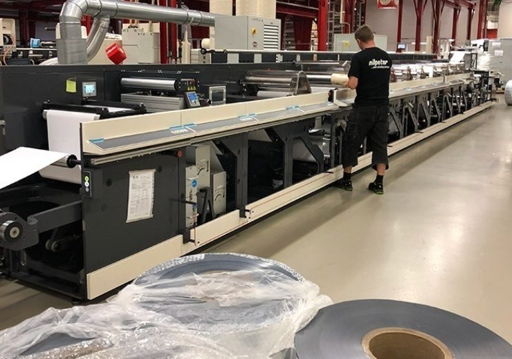 Albéa purchases Nilpeter FA-line presses