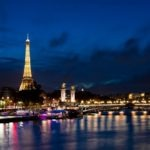 Paris at night (Credit Daxis, Flickr)