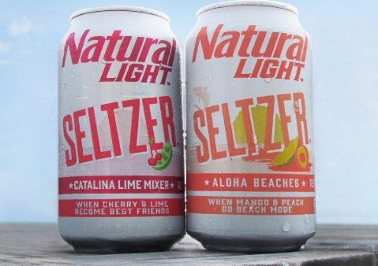 New Natural Light Seltzer launches into stores