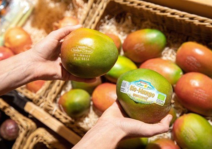 Spar Austria launches laser-labelled organic mangoes