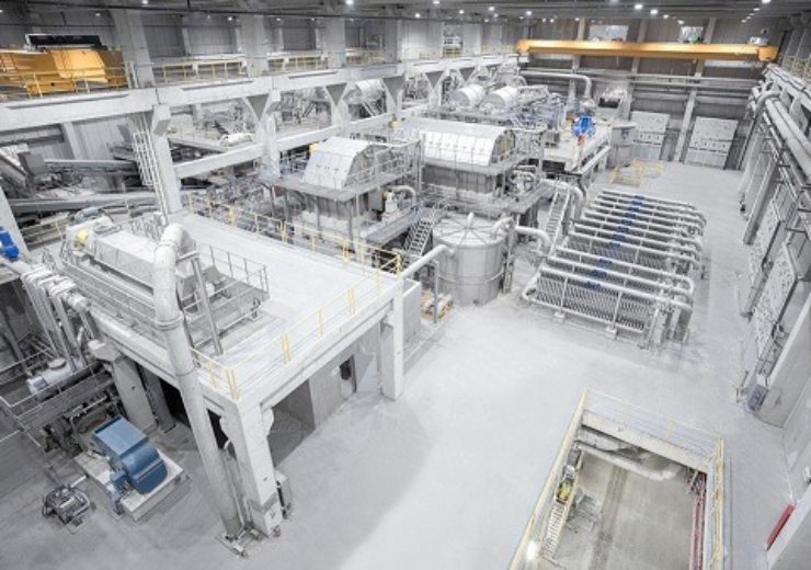 Voith to supply stock preparation line for Papierfabrik Palm's paper mill in Germany