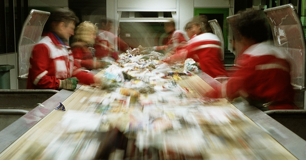 waste robotics, World recycling day 2020